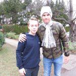 Paul Werren, Dezember 2016, La Ville, mit Dominic Thiem