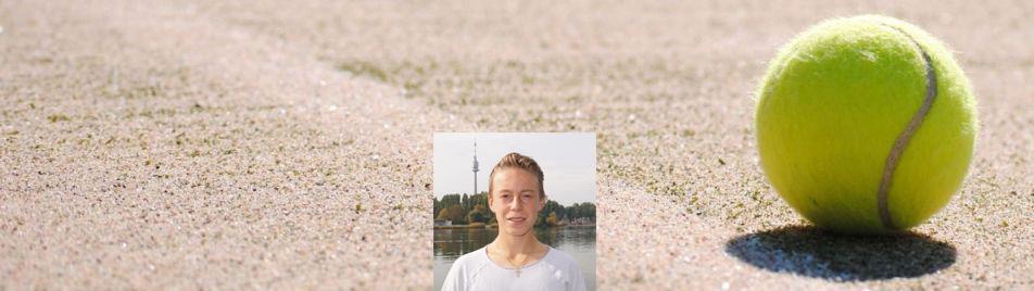 Paul Werren - my story about tennis